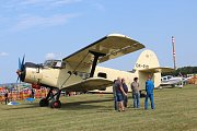 Na strakonickém letišti V Lipkách se uskutečnil 5. Letecký den.