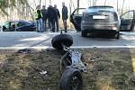 Tragická nehoda u Katovic.