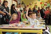 Začátek školního roku na ZŠ Katovice.