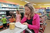 Obyvatelé Čejetic mohou od 1. července nakupovat v nové prodejně.