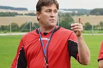 Katovický trenér Roman Malý.
