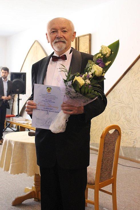 Ve Vodňanech se konalo předávání cen za mimořádné výkony.