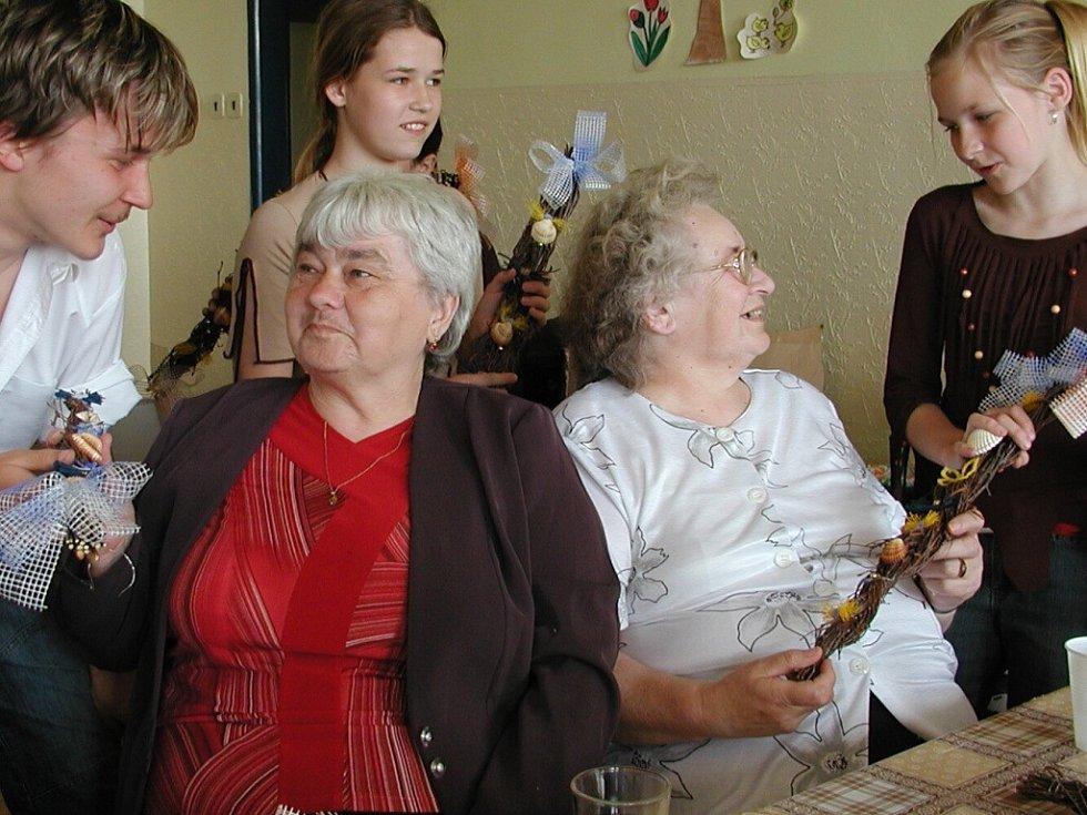 Den matek slavily i ženy v Radomyšli