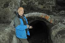 Návštěva volyňského podzemí