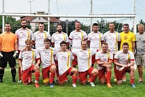 Béčko Junioru Strakonice vyhrálo turnaj v Čížové.