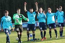 Katovičtí fotbalisté nastoupí tentokrát v Želči a doma se představí znovu za týden proti Třeboni.