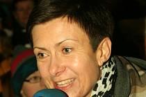 Profesorka strakonického gymnázia Marcela Miková.
