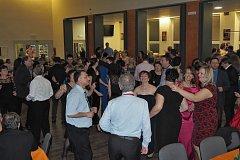 Obecní ples v Čejeticích