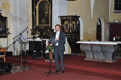 Pěší putování po strakonických kostelech se uskutečnilo v pátek 25. května.