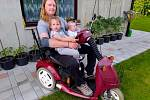 Tomáš Radil měl před 15 lety vážnou nehodu. Zůstal na vozíku.