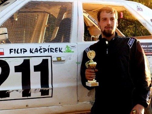 Filip Kašpírek.
