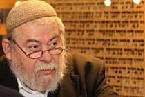 Podzimní autorské čtení ve Šmidingerově knihovně zahájí rabín Karol Sidon.