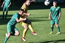 Fotbalová I.A třída: Junior Strakonice - Tatran Prachatice 4:0.