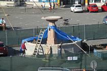 Rekonstrukce začala koncem srpna.