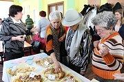 Velikonoční setkání seniorů a soutěž o nejlepší mazanec.