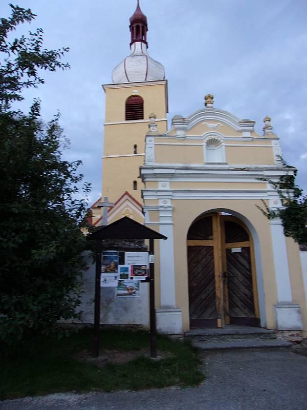 Chelčický domov sv. Linharta.