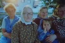 Ve filmu si zahrály i místní obyvatelky Čepřovic.