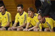 Pokračovala Vodňanská liga sálovky.