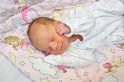 Vítek Barborka z Oseku. Vítek se narodil 20. prosince 2018 ve 2 hodiny a 20 minut a při narození vážil 3030 g. Malý Vítek je prvorozený.