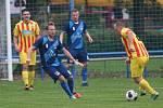 Strakoničtí fotbalisté doma o pouti nestačili na Planou u Českých Budějovic. Podlehli jí 1:3.