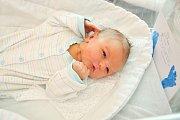 David Malý, Bohumilice, 25.4.2018 v 16.52 hodin, 4300 g. Malý David je prvorozený.