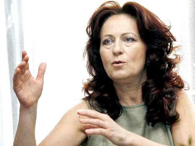 Simona Stašová.