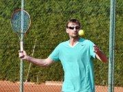 Strakoničtí tenisté sehráli přebory.