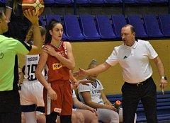 Chance U19 Strakonice - Nymburk 53:71.