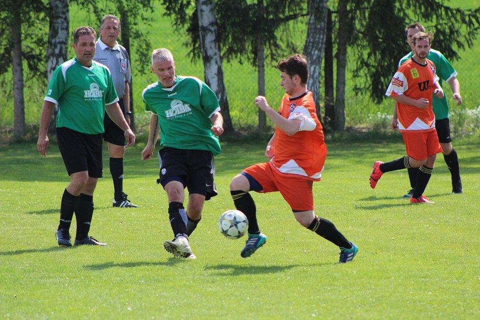 Víkend přinese první kolo fotbalových soutěží.