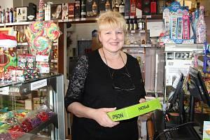 Jana Kazbundová provozuje cukrárnu 15 let.