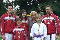 Karatisté se Školy bojových umění Bushido Strakonice byli ve Švédsku výborní!