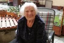 Marie Žlábková oslaví 4. února 102. narozeniny.
