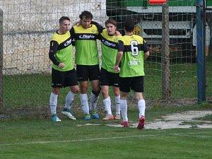 Osek doma zdolal v derby Katovice 2:1.