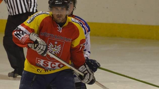 Martin Bulka dal sice úvodní gól Radomyšle, ta ale ze Sušice odjela s porážkou 5:8.