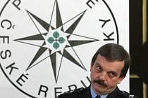 Policejní ředitel Radomír Heřman přiznává, že také jihočeští policisté se dopouštějí trestných činů.