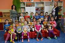 Mateřská škola Vodňany, pobočka ve Smetanově ulici - 4. třída Motýlci
