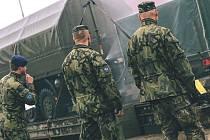 Strakoničtí vojáci vyrazili do Norska.