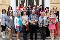 Současný pedagogický sbor ZŠ Bavorov