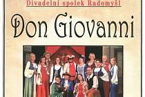 Ochotníci z Radomyšle a Don Giovanni.