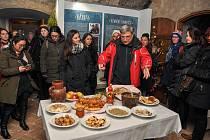 Muzeum středního Pootaví Strakonice připravilo pro návštěvníky v černé kuchyni vánoční výstavu.