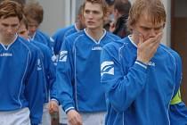 Strakonickému týmu se v posledních zápasech nedařilo. Odnesl to trenér Jaroslav Voříšek, který musel nedobrovolně skončit.