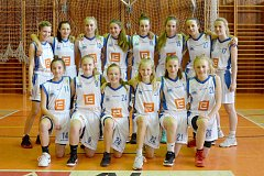 Mladší žákyně BK Strakonice se těší na finálový turnaj MČR.