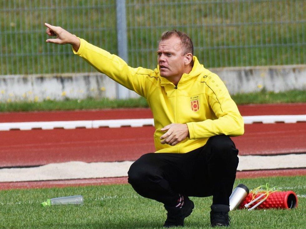 Tomáš Kostka již bude v Junioru Strakonice působit pouze jako trenér mládeže.