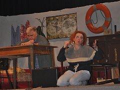 Detektivní komedii Ani za milion uvedl spolek v sobotu 14. ledna večer v rámci X. ročníku přehlídky amatérských divadelních souborů v Kulturním domě ve Strakonicích.