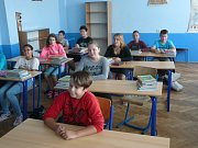 První školní den na ZŠ Radomyšl