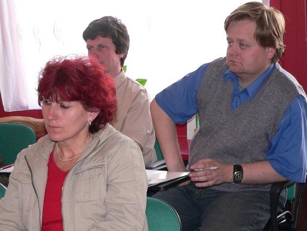 Nezaměstnaní zamířili na rekvalifikační kurz