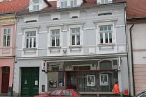 Objekt č. p. 109 ve Volyni.