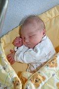Elena Hroudová, Strakonice, 25.10. 2014 v 6.25 hodin, 3400 g. Malá Elena je prvorozená
