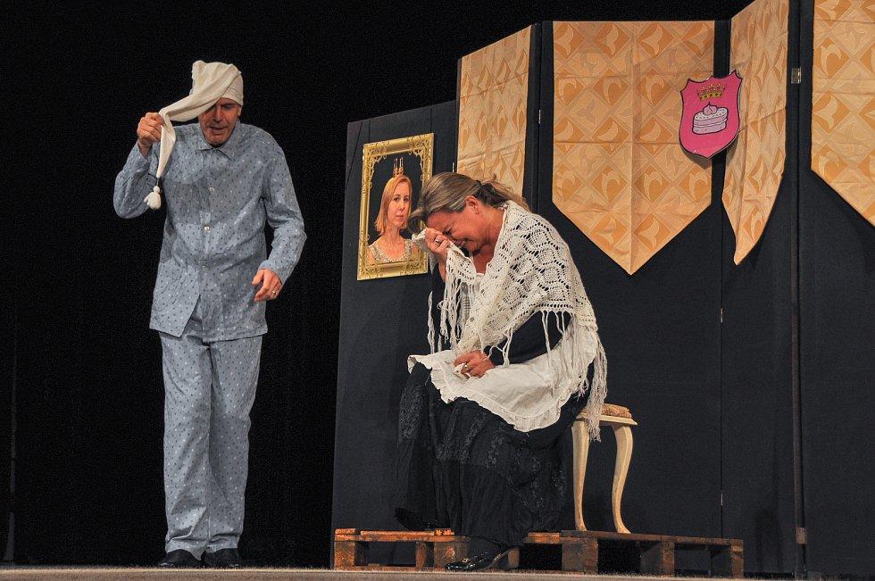 XIII. ročník amatérských divadelních souborů Setkání se uskutečnil 6. - 7. března 2020 v kulturním domě ve Strakonicích.