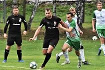 Fotbalová I.B třída: Střelské Hoštice - Cehnice 3:2.